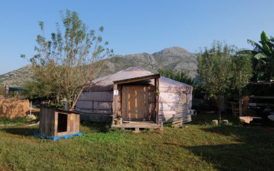 La Yurta de Kurukan  – ein  Kinderparadies der anderen Art in Südspanien